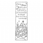 Woodware - Bethlehem - Clear Magic Singles Stamp - FRS305